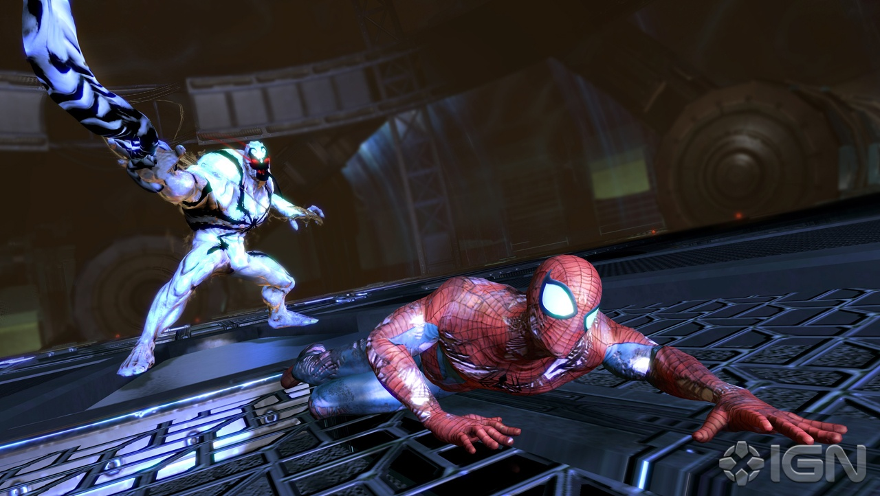 Spider man edge of time wii