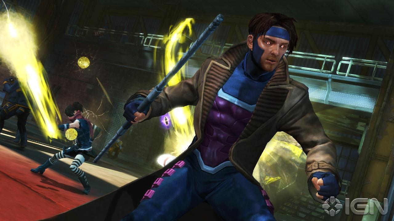 X-Men: Destiny - Игровые скриншоты - Фотоальбом | MarvelGames.ru