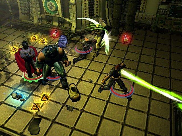 X-Men Legends 2: Rise of Apocalypse - Игровые скриншоты ...