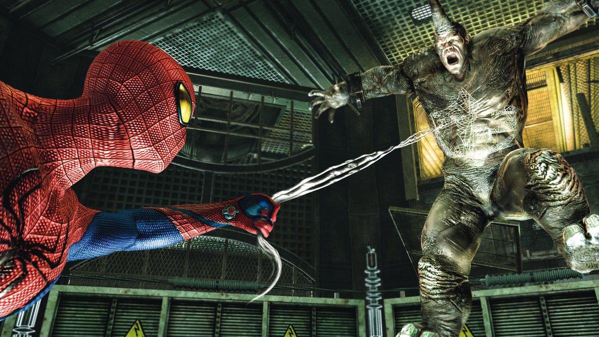 Игры человек паук бродилки