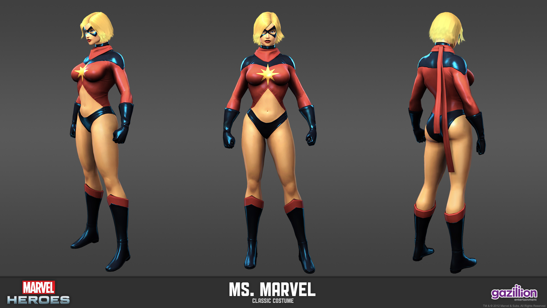 Marvel heroes porn adult photo